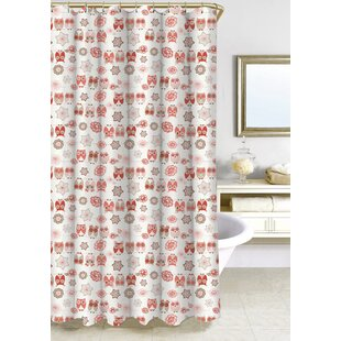 Owl Ya Doin Single Shower Curtain