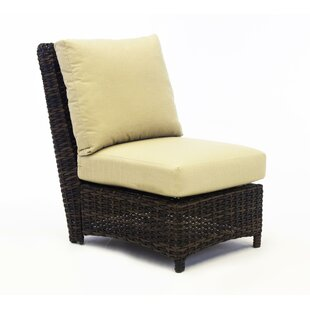 Losey Deep Seating Chair with Cushion