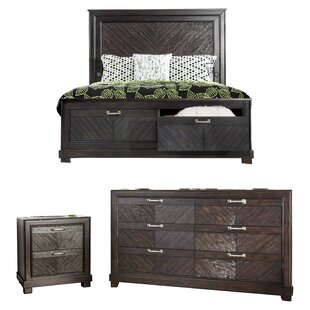 Gilstrap Panel Configurable Bedroom Set by Wrought Studio