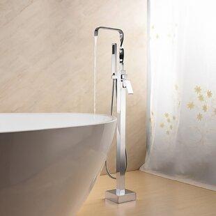 Jade Bath Cleo Single Handle Floor Mounte..