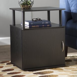 Lansing End Table With Storage..