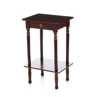 26 Inch High Square End Table Wayfairca