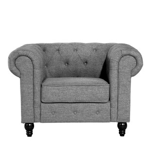 Audrey Chesterfield Chair