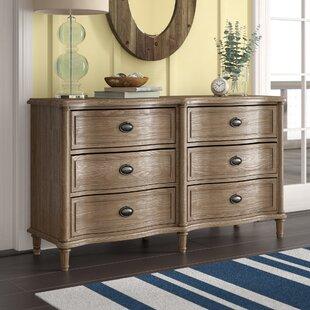 Watson 6 Drawer Double Dresser By Birch Lane™