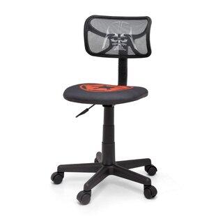 Compare prices Star Wars Darth Vader Mesh Desk Chair by Idea Nuova