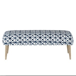 Bungalow Rose Doyal Upholstered Bench