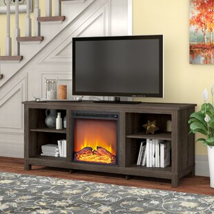 Reviews Gaither TV Stand for TVs up to 60 with Fireplace by Alcott Hill Reviews (2019) & Buyer's Guide