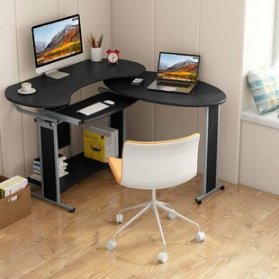Strasburg Reversible L-Shaped Computer Desk by Ebern Designs Best Design