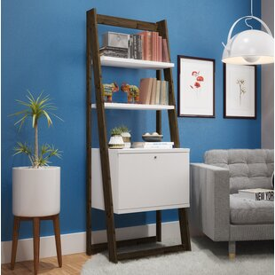 Lexington Ladder Bookcase By Mercury Row