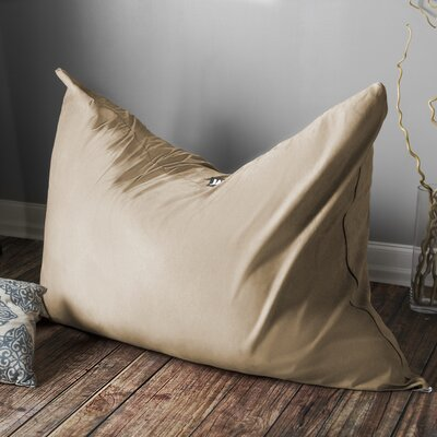 Awesome Latitude Run Bean Bag Lounger Upholstery Camel Unemploymentrelief Wooden Chair Designs For Living Room Unemploymentrelieforg