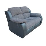 Prospect Heights Reclining 64.2 Pillow top Arm Loveseat by Red Barrel Studio®