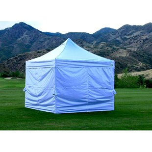 X1 Signature 10 Ft. W x 10 Ft. D Aluminum Party Tent by UnderCover