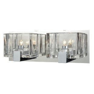 Mercer41 Tegan 2-Light Bath Bar