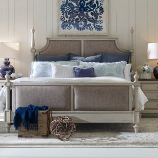 Bruyere Upholstered Panel Bed
