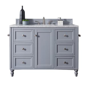 Copper Cove Encore 53 Single Bathroom Vanity Base by James Martin Furniture