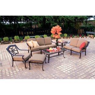 Thompsontown 6 Piece Sofa Set with Cushions