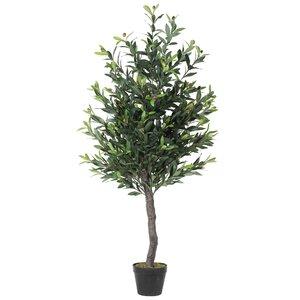 Farmhouse Style Faux Olive Trees