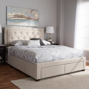 Tantallon Storage Upholstered Platform Bed
