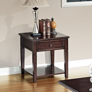 Malachi End Table by A&J Homes..