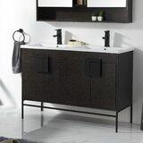 Lee 48 Double Bathroom Vanity Set by AllModern