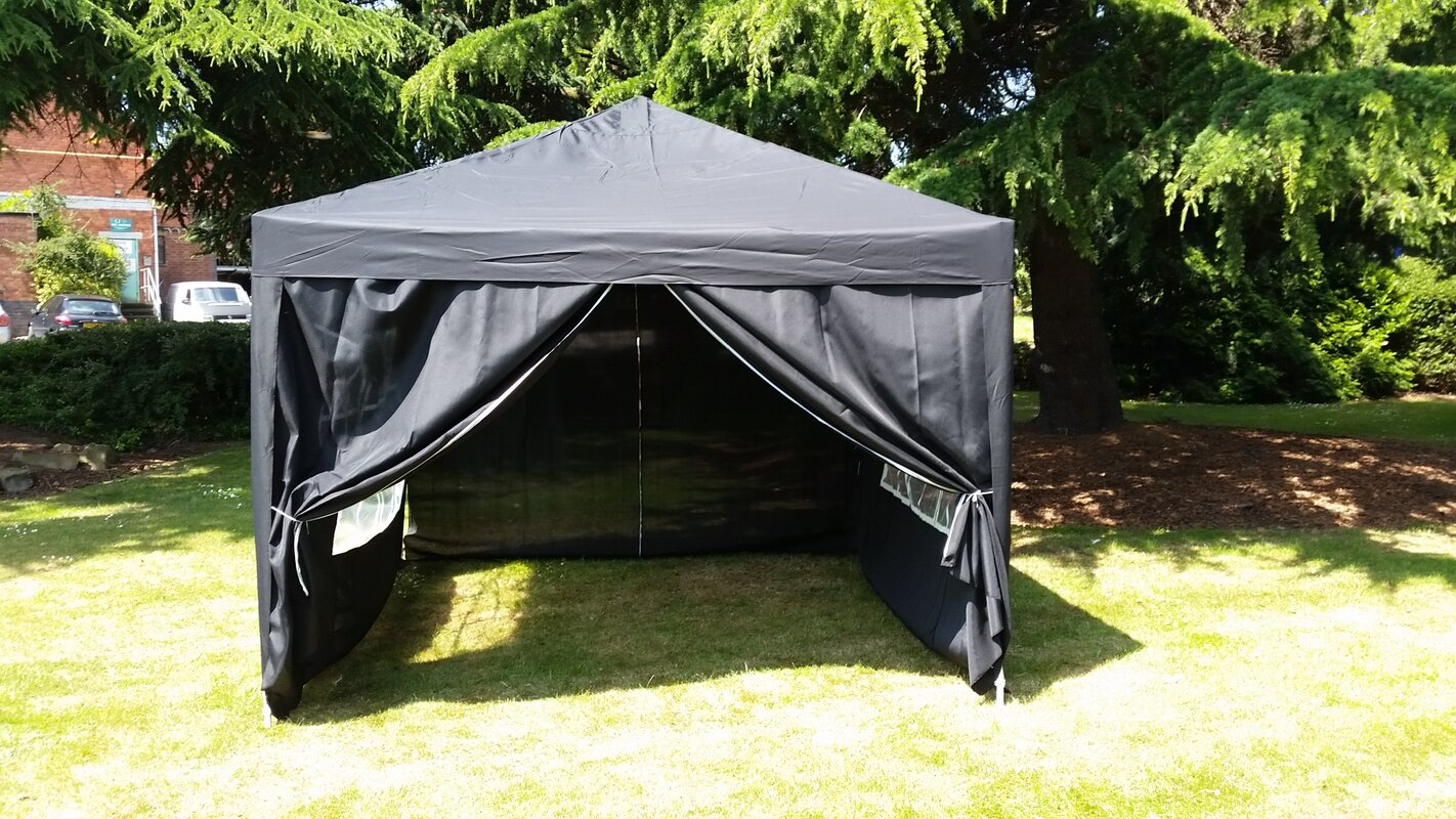lynton garden pop up pavillon jarrow aus stahl bewertungen. Black Bedroom Furniture Sets. Home Design Ideas