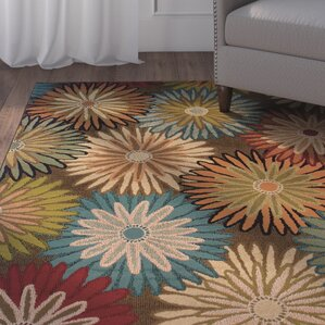 Bienville Brown Hand Woven Area Rug