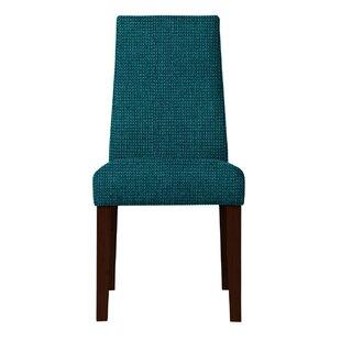 Haddonfield Hardwood Frame Side Chair (Set of 2) by Latitude Run