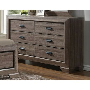 Gianna 6 Drawer Dresser