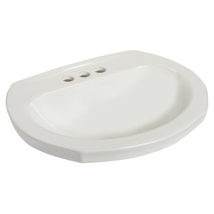 Mansfield Plumbing Products Montclair Vitreous China Circular Drop-In Bath..
