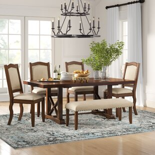 Chevaliers Modern 6 Piece Dining Set Birch Lane™ Heritage