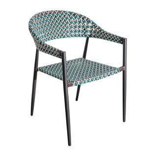 Tudor Stacking Garden Chair By Sol 72 Outdoor