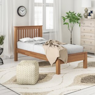 Marley Bed Frame By Natur Pur