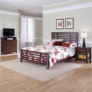 Rockvale Panel Configurable Bedroom Set by Loon Peak