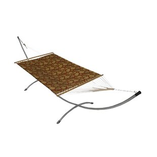 Mindi Modern Sunbrella Hammock with Stand