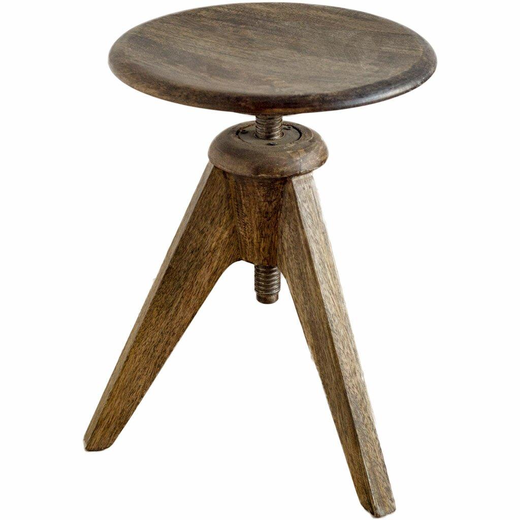 cadoz accent stool  joss  main - cadoz accent stool