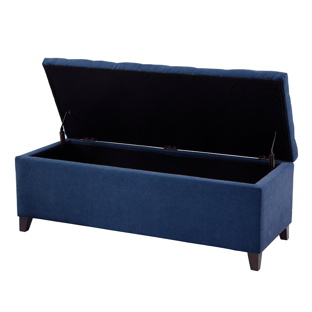 Bretton Storage Ottoman - Alcott Hill Bretton Storage Ottoman & Reviews Wayfair