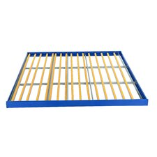 Gravity Flow Shelf Pallet Rack by Vestil