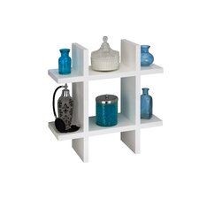# Shaped Accent Shelf by Honey Can Do