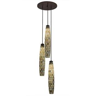3-Light Pendant by Meyda Tiffany