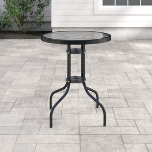 Metal Bistro Table By Sol 72 Outdoor