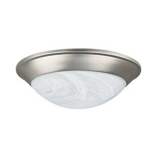 Baranowski 1-Light Flush M..