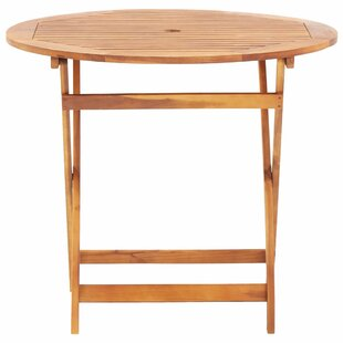 Winnett Folding Wooden Dining Table By Sol 72 Outdoor