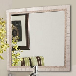 Order Lathrop Tuscan Wall Mirror By Bungalow Rose