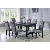 Evelin Dining Set by Charlton Home®