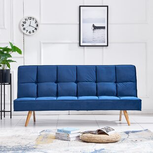 Hembree 3 Seater Fold Out Sofa Bed By 17 Stories