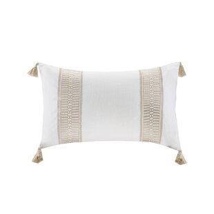 Anslee Cotton Throw Pillow