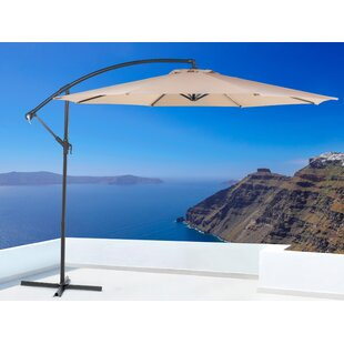 Home Loft Concepts Ravna Cantilever Beach Umbrella