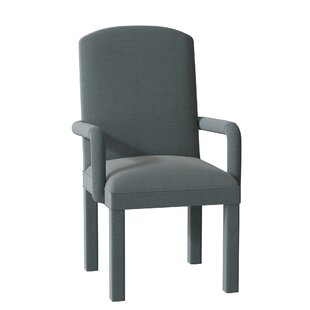 Crescent Upholstered Dining Chair