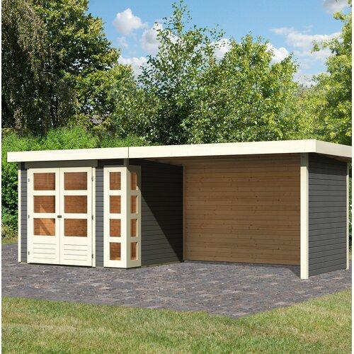 497 cm x 217 cm Gartenhaus Kerko 3 Woodfeeling | Garten | Woodfeeling