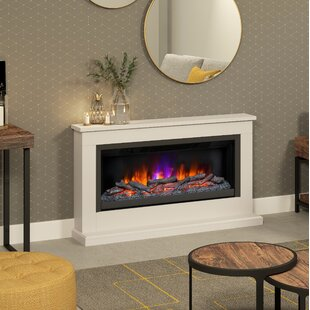 Hansford Grande Electric Fire Suite By BeModern
